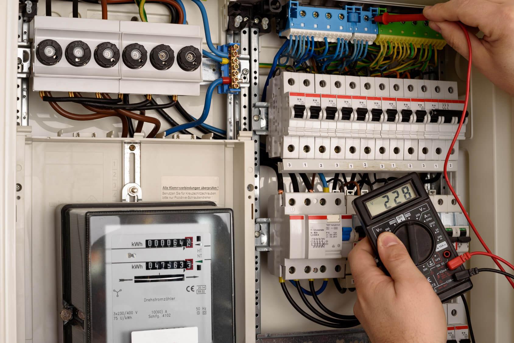 électricien Angers
